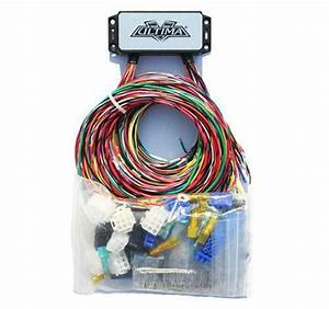 Ultima Wiring  Electrical Components