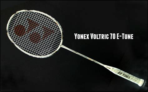 Yonex Voltric 70 E-tune Badminton Racket Review