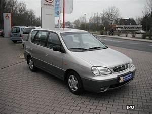 2002 Kia Carens 1 8