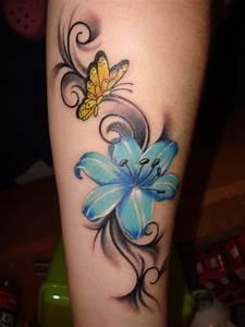 Tattoo Motive Schmetterling Bedeutung Tattoo 3d