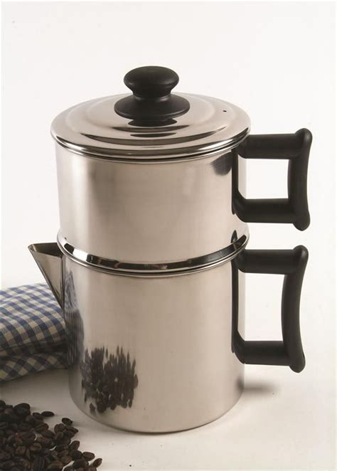 It was such fun watching the coffee. Lehman's - Non-Electric Drip Coffee Maker | Camping coffee maker, Coffee maker, Percolator coffee