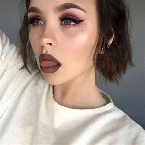 hot makeup looks tumblr best 25 grunge makeup ideas on pinterest grungy makeup