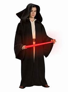Kinderkostüm Star Wars : star wars sith robe kinderkost m ~ Frokenaadalensverden.com Haus und Dekorationen