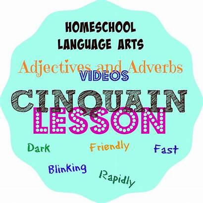 Cinquain Poem Examples Poetry Adjective Students Adverb
