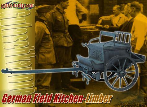 dragon  scale  wwii german field kitchen vehicle