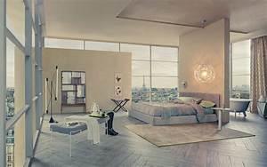 La Salle De Bain : la salle de bain dans la chambre le premier pas vers la ~ Dailycaller-alerts.com Idées de Décoration