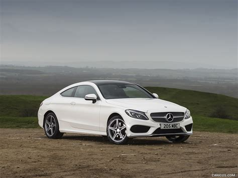 Mercedes C Class Coupe Hd Picture by 2017 Mercedes C Class Coupe Uk Spec Front Hd