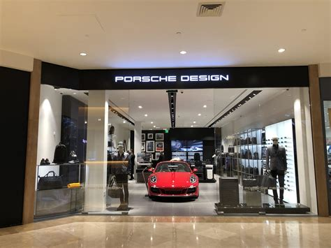 Five Facts About The New Porsche Design Store At South