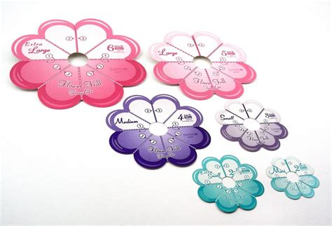 Clover Templates Flowers by Clover Flower Frill Templates Giveaway Judy Nolan
