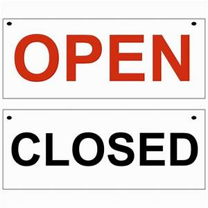 open closed sign printable wwwpixsharkcom images With open closed sign template