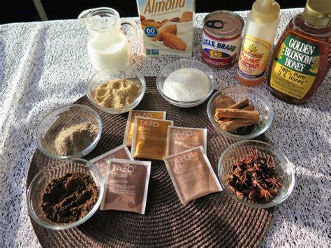 Tazo Chai Challenge Sweetmeetsspicy Ad Cindys Recipes