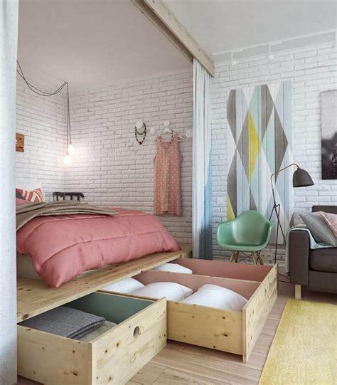 Akan tetapi, dari demikian ada banyak orang indonesia yang memiliki rumah dengan desain minimalis itu, sedikit dari mereka yang mengaplikasikan pola hidup yang 'sesuai' dengan tipe arsitektur tempat tinggal mereka ; 70 Desain Kamar Tidur Sempit Minimalis Sederhana   Desainrumahnya.com