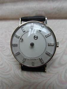 1950s Lecoultre Mystery Dial - Swiss Time