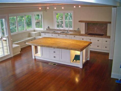 timber slab island benchtop mm kitchen kitchen furniture kitchen island bench kitchen
