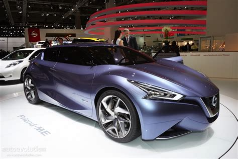 Frankfurt 2018 Nissan Friend Me Concept Live Photos