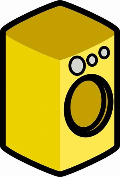 Machine Washing Clip Clipart Svg Vector Clker