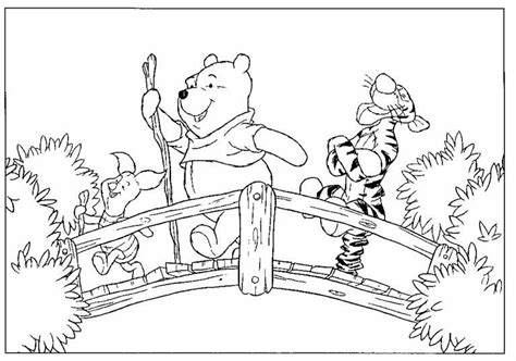 ruthys  acre wood coloring pages