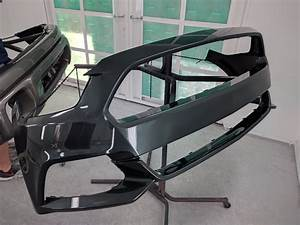 Painted 2015-2017 Ford Mustang Genuine OEM Front Bumper Cover