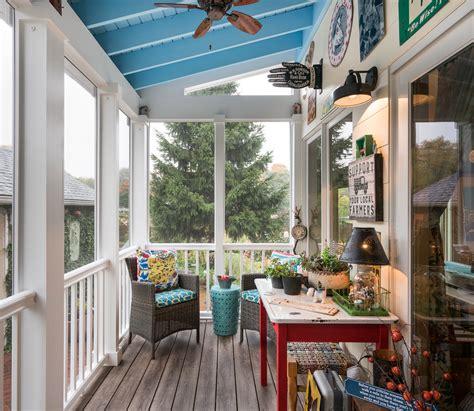screened  deck ideas houselogic