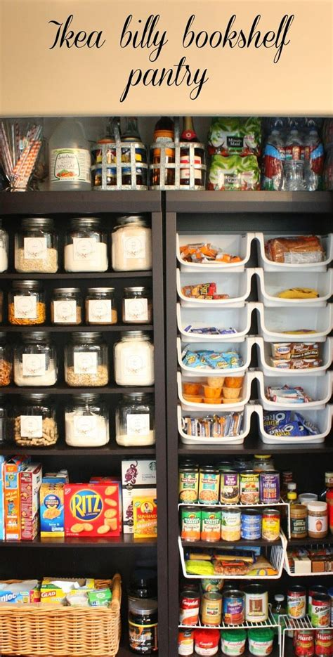 kitchen pantry storage best 25 bookshelf pantry ideas on screen 2418