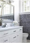 Bathroom Design Grey And White Gray And White