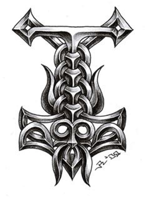 unique viking tattoo designs