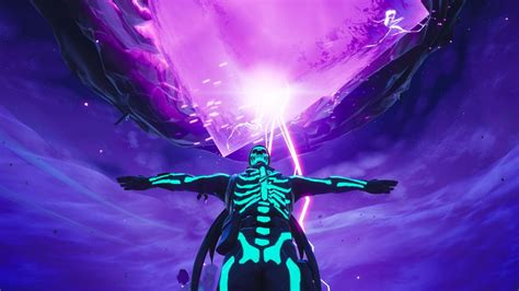 fortnites floating island update  summoning