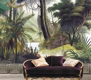 Fresque Murale Papier Peint : atelier rue verte le blog collectif project inside une fresque murale pour une touche d ~ Melissatoandfro.com Idées de Décoration