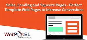 wordpress squeeze page template - sales pages landing page and squeeze pages template design