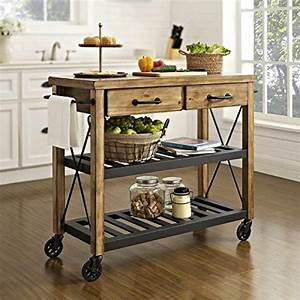 20 Best Kitchen Trolleys – Carts - Decoholic