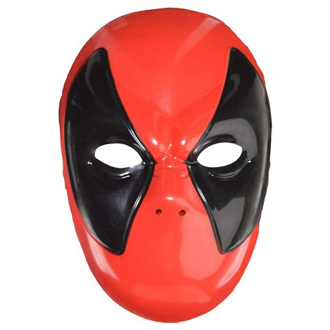 deadpool mask      party city