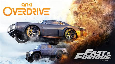 'fast & Furious' Partners With 'anki Overdrive' For New