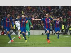 Sergi Roberto 'We never stopped believing' FC Barcelona