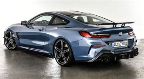 Bmw 8 Series Coupe Backgrounds by Ac Schnitzer Shows What It Ll Do To The Bmw 8 Series Coupe