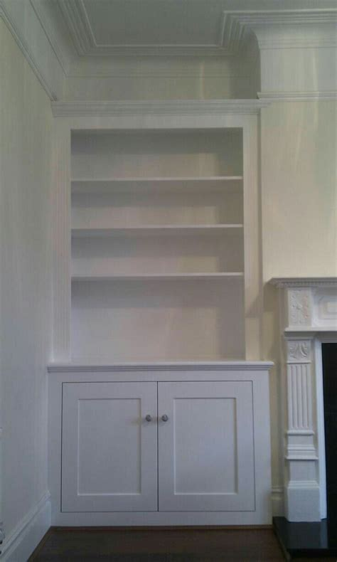 Cupboard Shelving by Alcove Shelving Cupboard Fireplace Alcove Cupboards