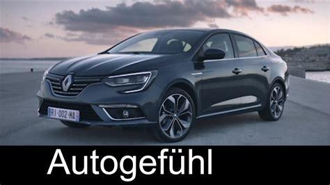 Sedan Limousine by 2016 All New Renault Megane Sedan Limousine Autogef 252 Hl