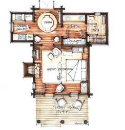 rustic cabin floor plans cozy cabin floor plans you can use to make your getaway