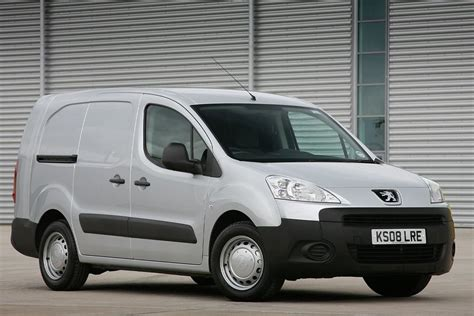 peugeot vans peugeot partner 2008 van review honest john