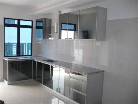 Cabinets Aluminum by Aluminium Kitchen Cabinet What You Should How What