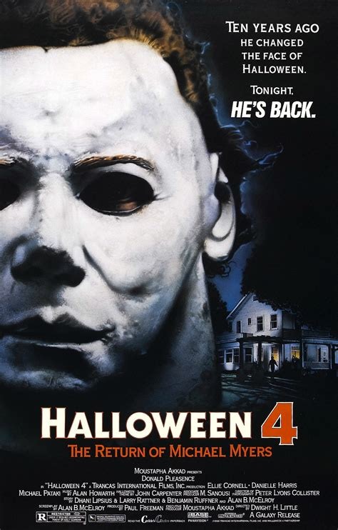 Donald Pleasence Halloween H20 by Halloween That Was A Bit Mental