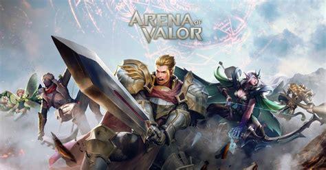 arena  valor  tencent games  moba phenomenon