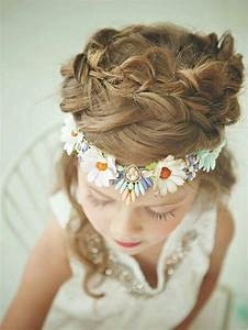 Top 20 Flawless Flower Girl Hairstyles | Cheap Little ...