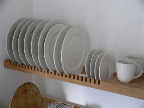 Plate Rack For Cupboard by 17 Best Ideas About Plate Racks On Cabinet
