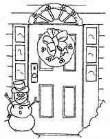 Puerta Colorear Dibujo Puertas Coloring Dibujos Door Imagenes Turen Doors Colouring Malvorlagen Abrir Diverse Sketchite Abre Malvorlage Kategorien sketch template