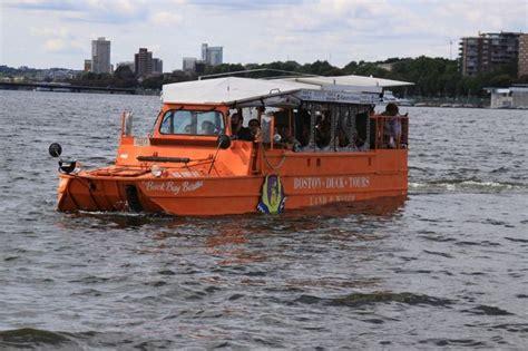 Duck Boat Boston by Boston Duck Tour