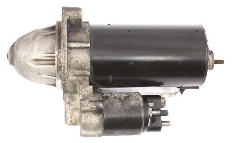 starter motor   mercedes   sl