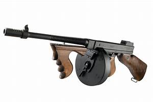 King Arms Thompson M1928 Chicago - Buy airsoft Electric ...