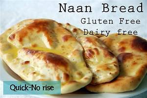 Naan Sans Gluten : how to just about anything easy naan bread quick no rise use this for a tasty accompaniment ~ Melissatoandfro.com Idées de Décoration