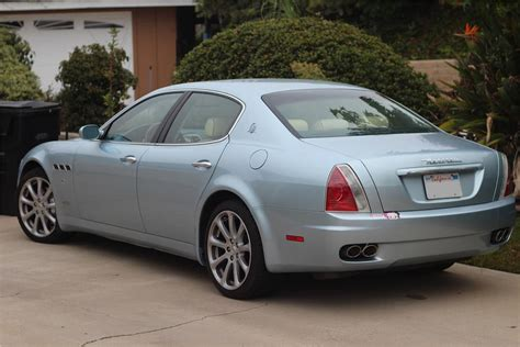 maserati 4 door 2005 maserati quattroporte 4 door sedan 180721