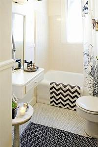 Exemple Petite Salle De Bain : amenagement petite salle de bain avec douche 1 petite ~ Dailycaller-alerts.com Idées de Décoration
